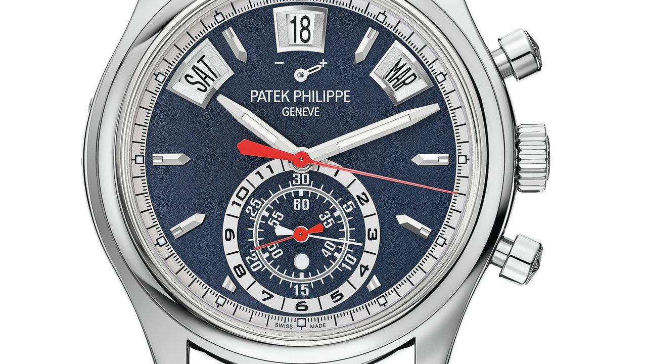 [時計]パテック フィリップの究極クロノグラフは完全自社オールハンドメイドです