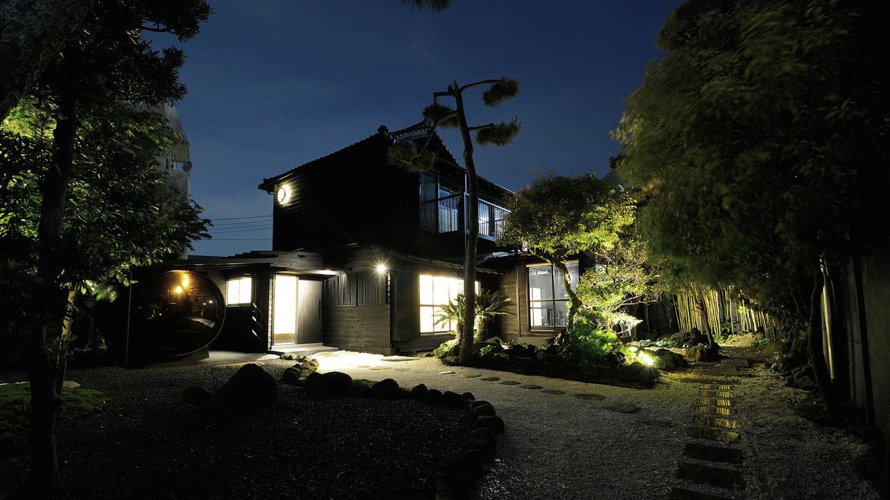 [宿泊]日本家屋の宿にサウナも!身も心も癒されます