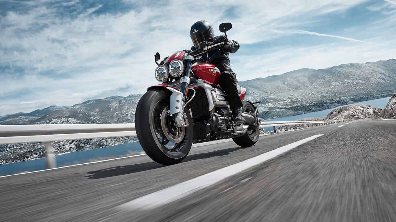 [バイク]世界最大排気量なのに現代の排ガス規制に対応したエコなバイクなんです!