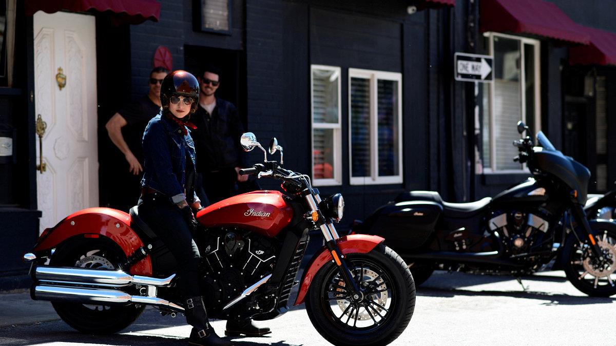 [バイク]インディアンのエントリーモデルにして定番アメリカンクルーザー、スカウト60