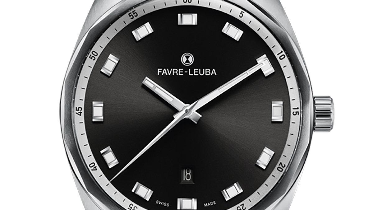 [時計]「ファーブル・ルーバ」の新作腕時計「スカイチーフデイト40」