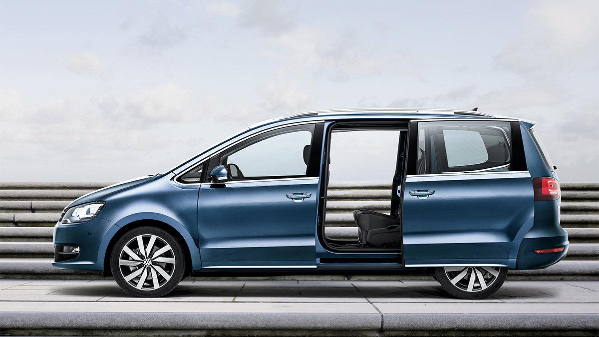 [クルマ]7人乗りでパワーも強い!VWのディーゼルモデルは燃費良し!安全良し!広さ良し!