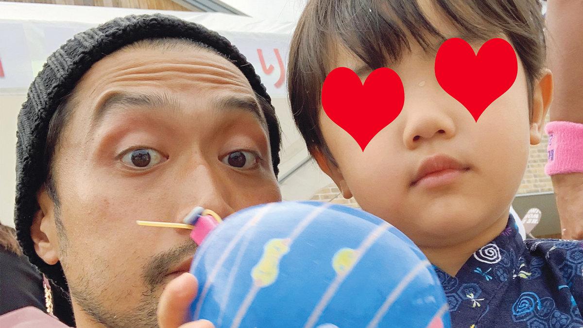 [ライフ]内田朝陽の息子・自分そして家族 連載第9回家族編「遅い夏休みを息子と満喫!」