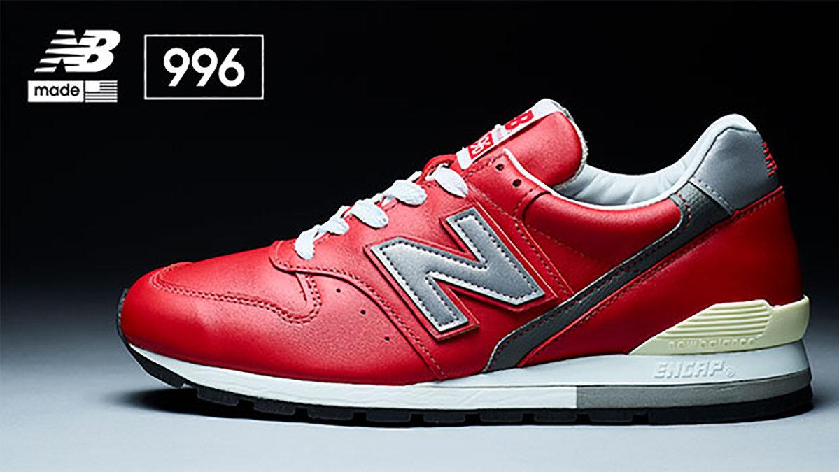 [ファッション]ニューバランス「996」がニューバランス原宿3周年を記念して販売