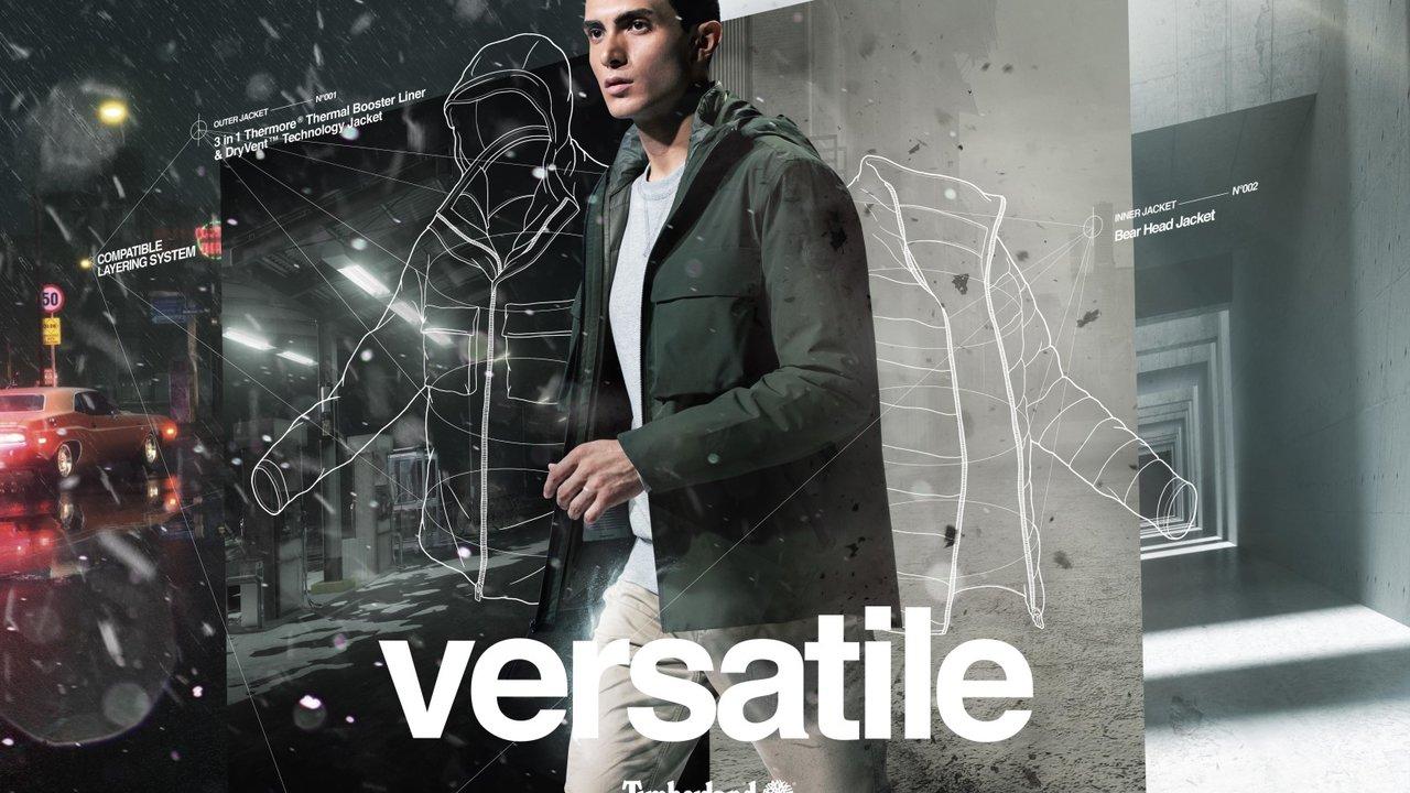 [ファッション]ティンバーランドの新作「コンパティブル レイヤリング システム」が登場