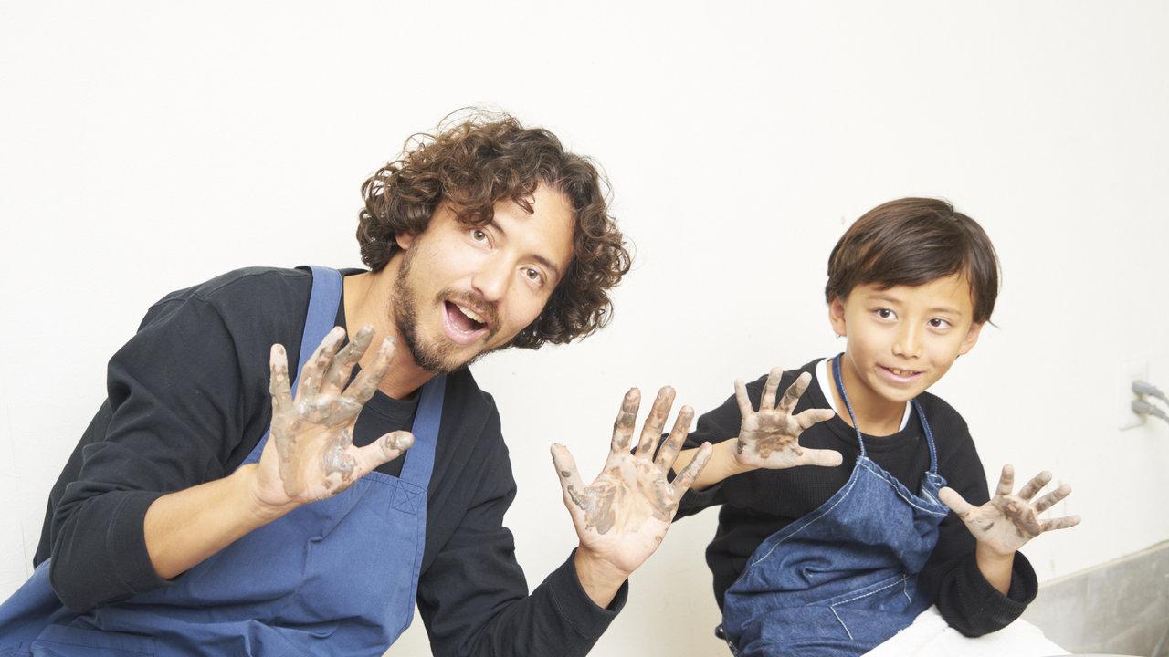 [LIFE]パト親子の湘南ライフ連載第6回「陶芸に挑戦してきました!」