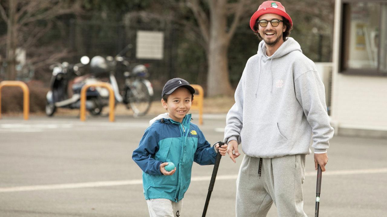 [LIFE]パト親子の湘南ライフ連載第8回「湘南ひらつかパークゴルフ場」