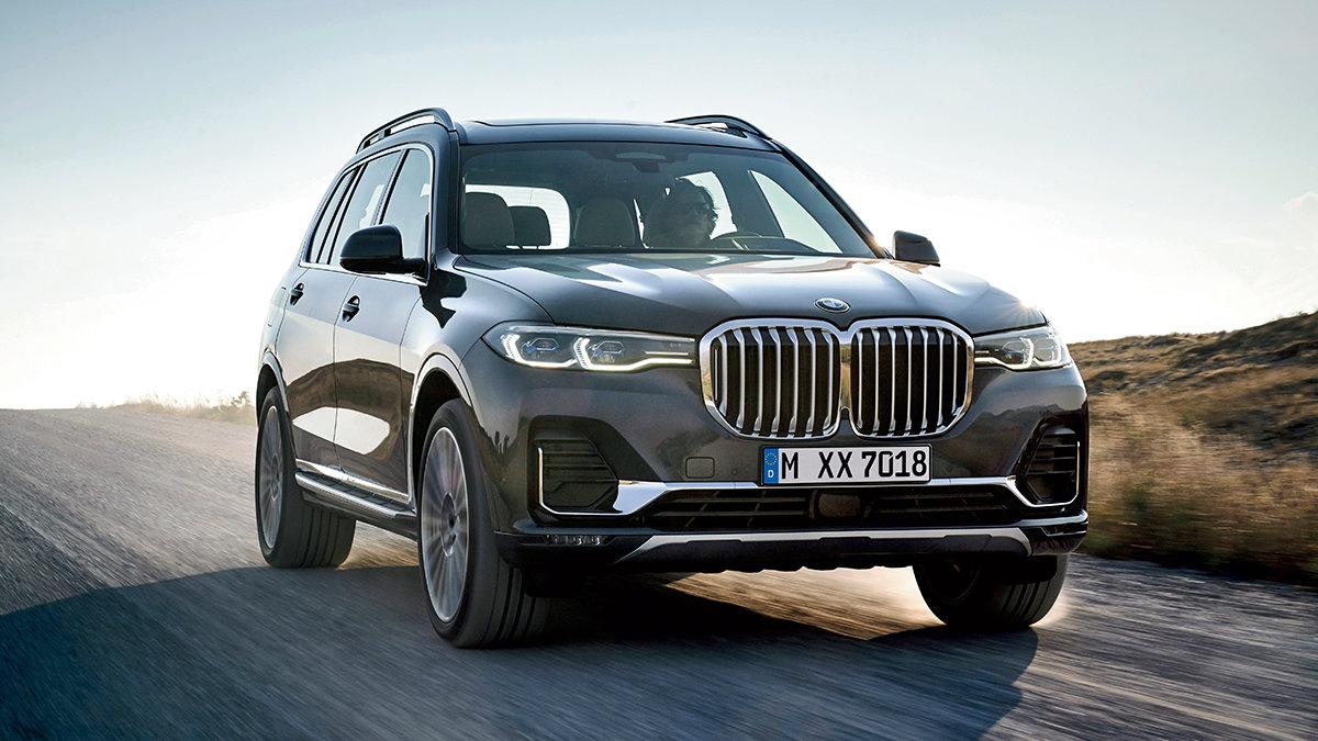 [CAR]九島辰也のDRIVEN MADURO「BMWのXシリーズから大型の三列シートが登場」