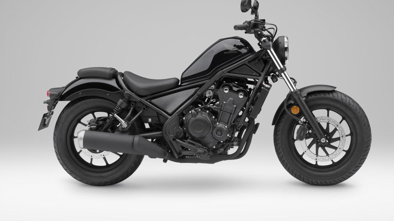 [BIKE]大きすぎず小さすぎない「ホンダ」の今時な中型バイク