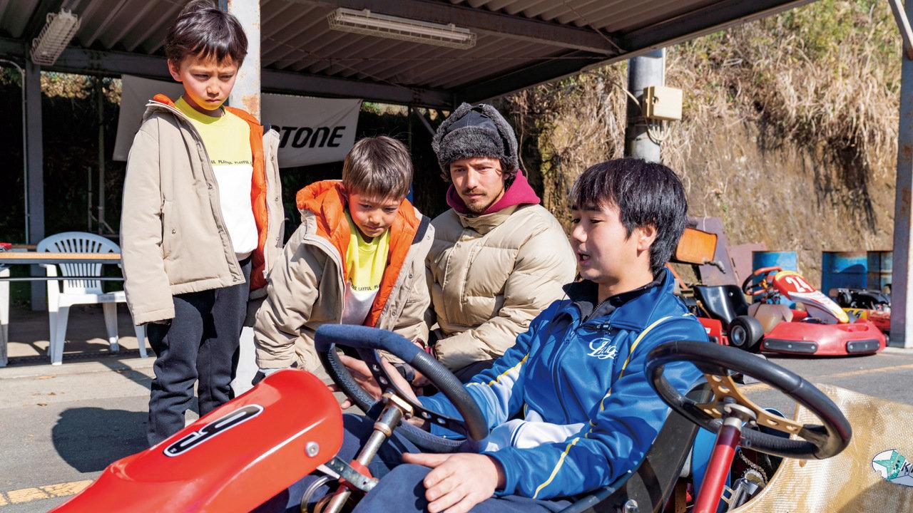 [LIFE]まるでレーサーになったみたい!本格カートを子供と一緒に楽しめる「大井松田SSGP」
