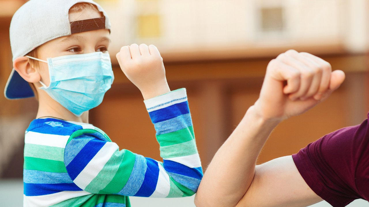 夏マスクで気をつけなきゃならないこと!その一番手である子供の酸欠対策について