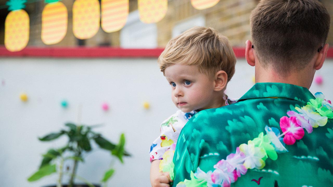 男を上げる「アロハシャツ」!今年の夏はハワイに思いを馳せて、親子コーデに挑戦しよう!