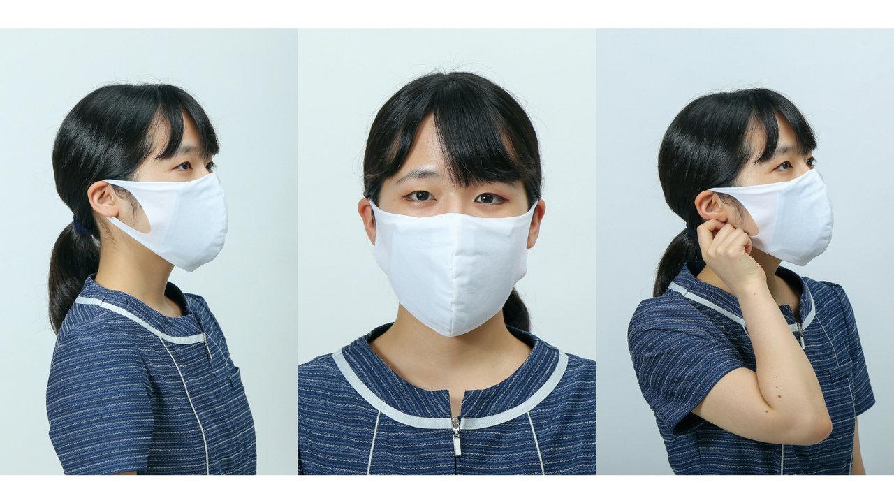日本製の高機能マスクが2200円!キシリトール・エリスリトール特殊加工でひんやり触感