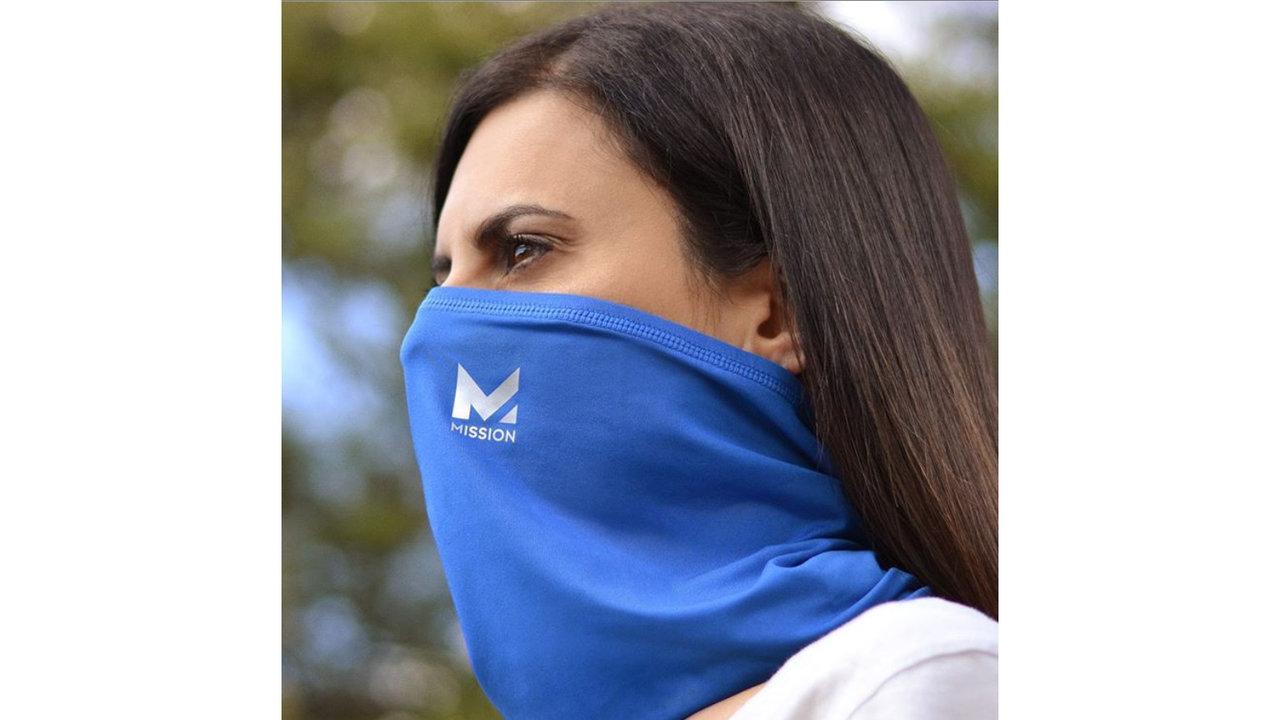 あの伝説のトップ女子プロ愛用!スポーツ中もパフォーマンスが下がらないフェイスマスク