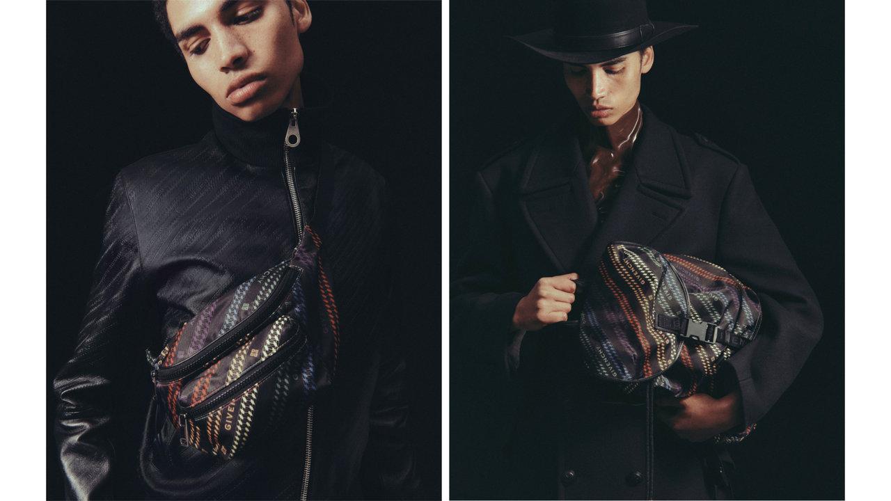 ジバンシィは2020秋冬メンズカプセルコレクションを発表!シャツからサンダルまで幅広く展開