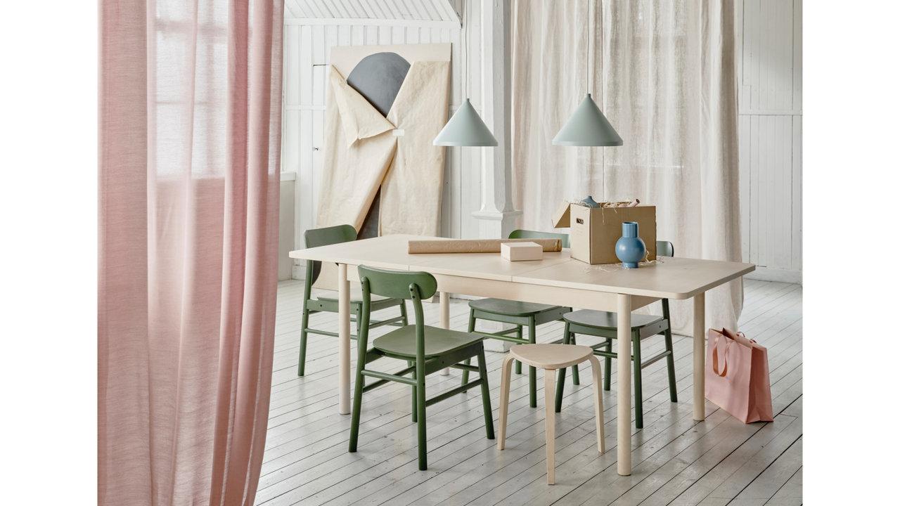 イケアの新商品で、自宅を心安らぐ空間に!上質なソファやデザイン家電が登場