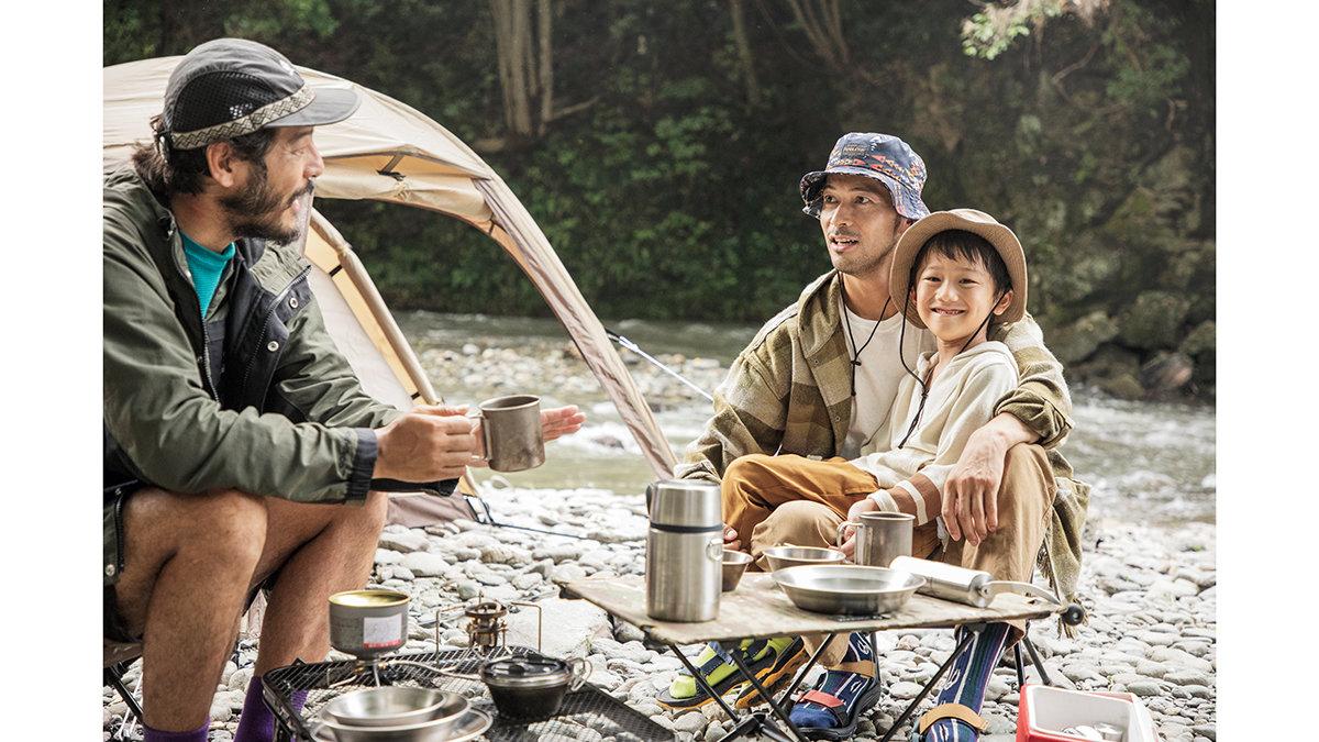 たまには子供と2人でキャンプ!! って時におすすめ小型テント