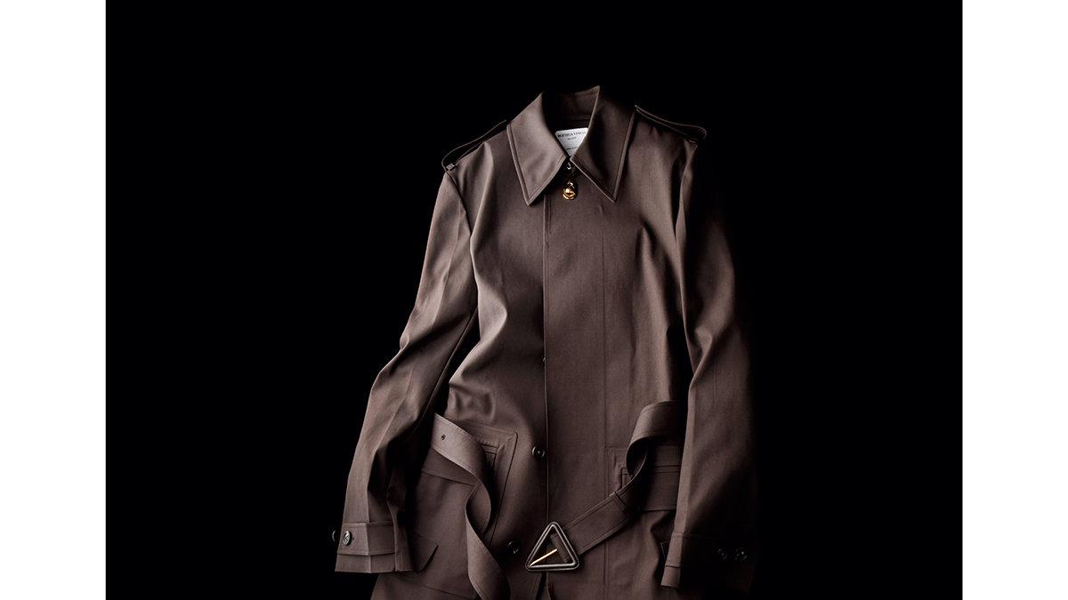 ずっと永く愛せる服選びTHIS IS LOVE「ボッテガ・ヴェネタのコート」