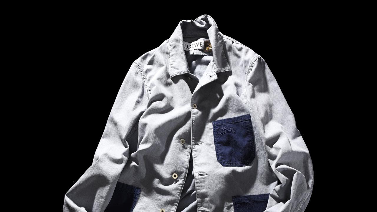 ずっと永く愛せる服選びTHIS IS LOVE「ロエベのジャケット」
