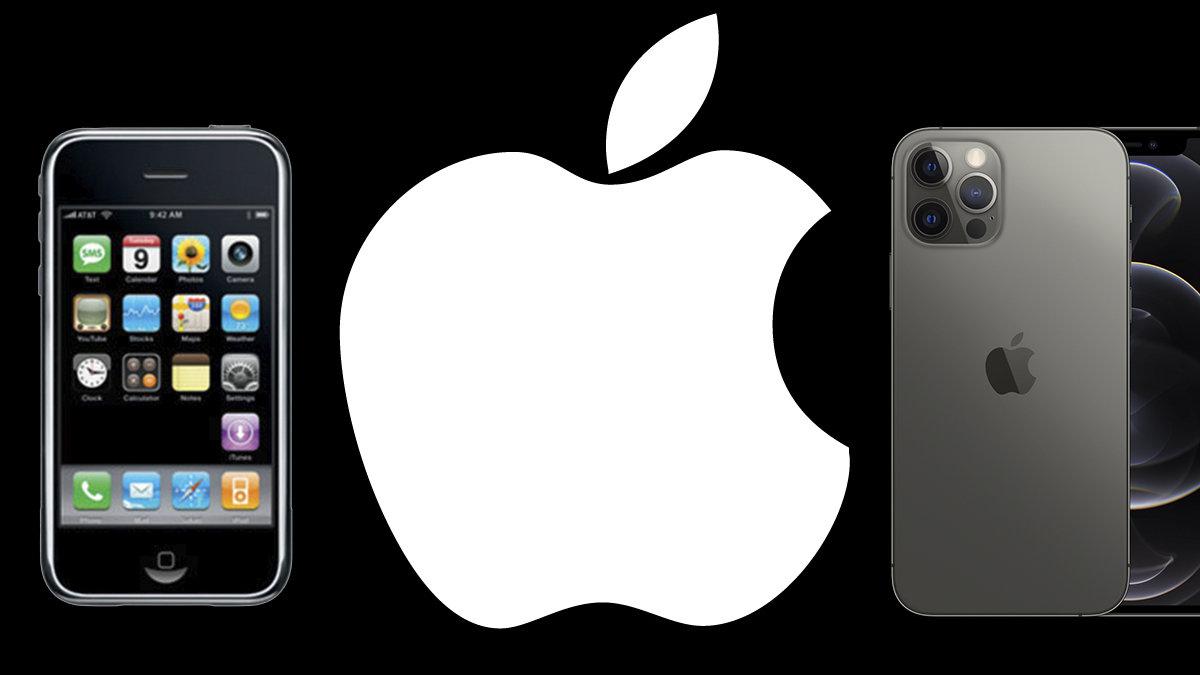 iPhone12が発表!そこで歴代モデルをおさらい!!あなたはどのiPhoneから持っていた?
