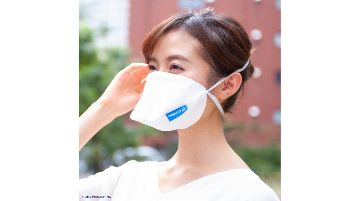フランスNo.1の健康衣料メーカーから、2種類の高性能マスクが登場!