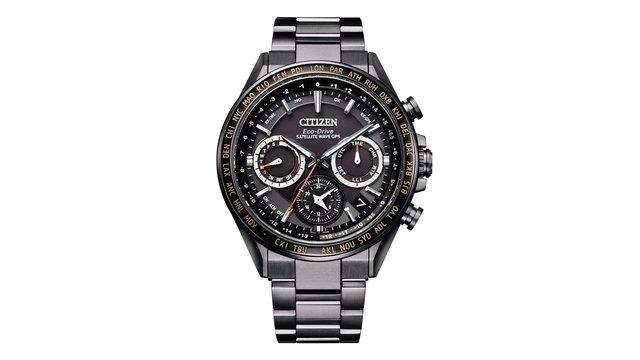 今月のコレだね!超最新デジタル技術!街、海、山、キャンプ…SUV的に使える腕時計!