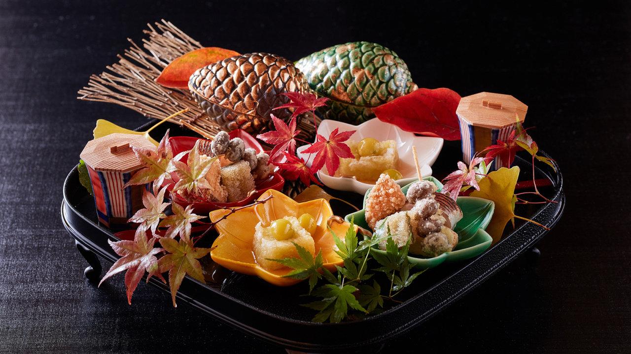 今月のコレだね!「東京六本木のど真ん中に超本格的な数奇屋造りの京懐石が!」