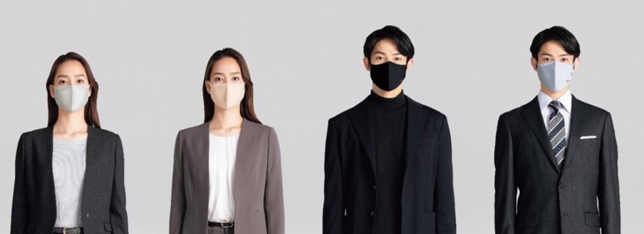 850万枚を突破した「抗菌・洗えるマスク」シリーズに新機能!2タイプが順次リリース