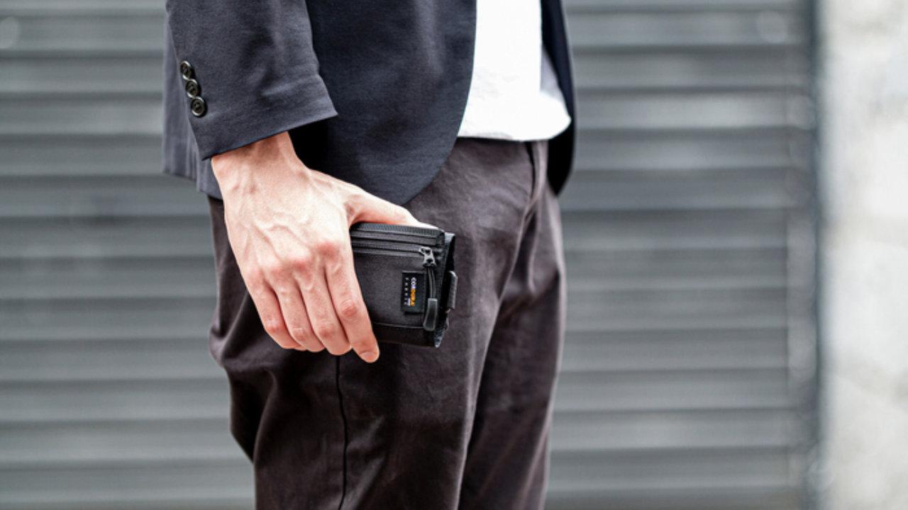 新しい生活様式に必要な、マスクやエコバッグを収納する「第2のお財布」のすすめ
