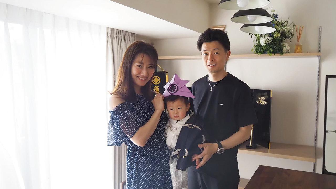 格好いい家族の作り方・過ごし方「阿川麻美さん家族の場合」