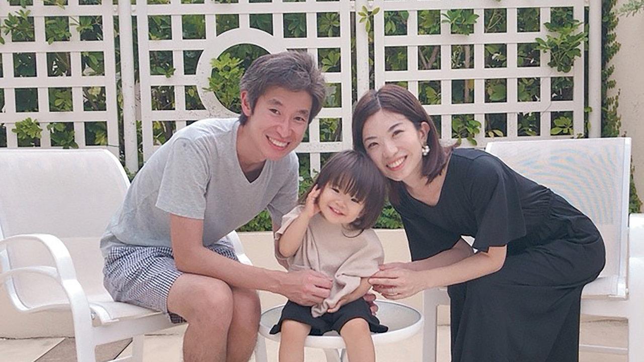格好いい家族の作り方・過ごし方「小林 藍さん家族の場合」