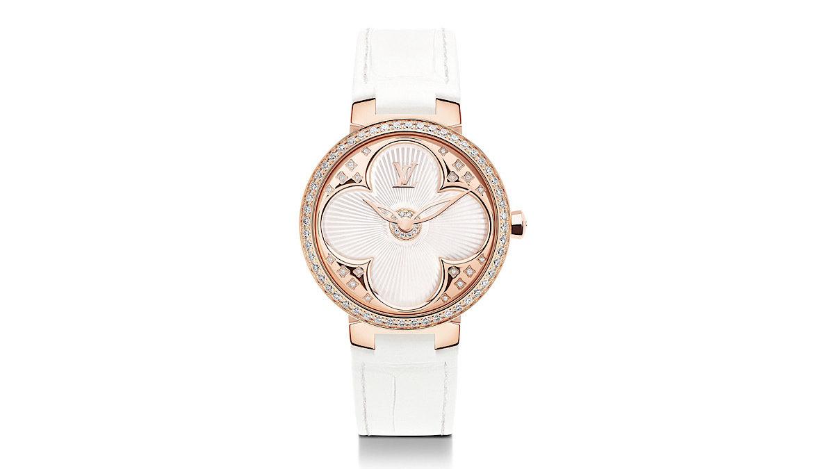 ダイヤ90個使用のジュエリー仕様♡一番大切な人に着けて欲しいルイ・ヴィトン新作時計