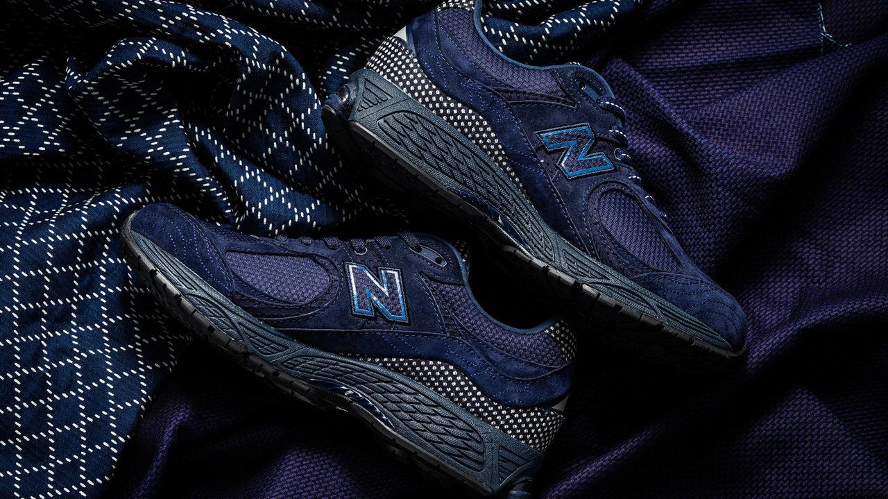 「2002」を2020年に継承した、日本の伝統ネイビー「藍」のニューバランスとは!?