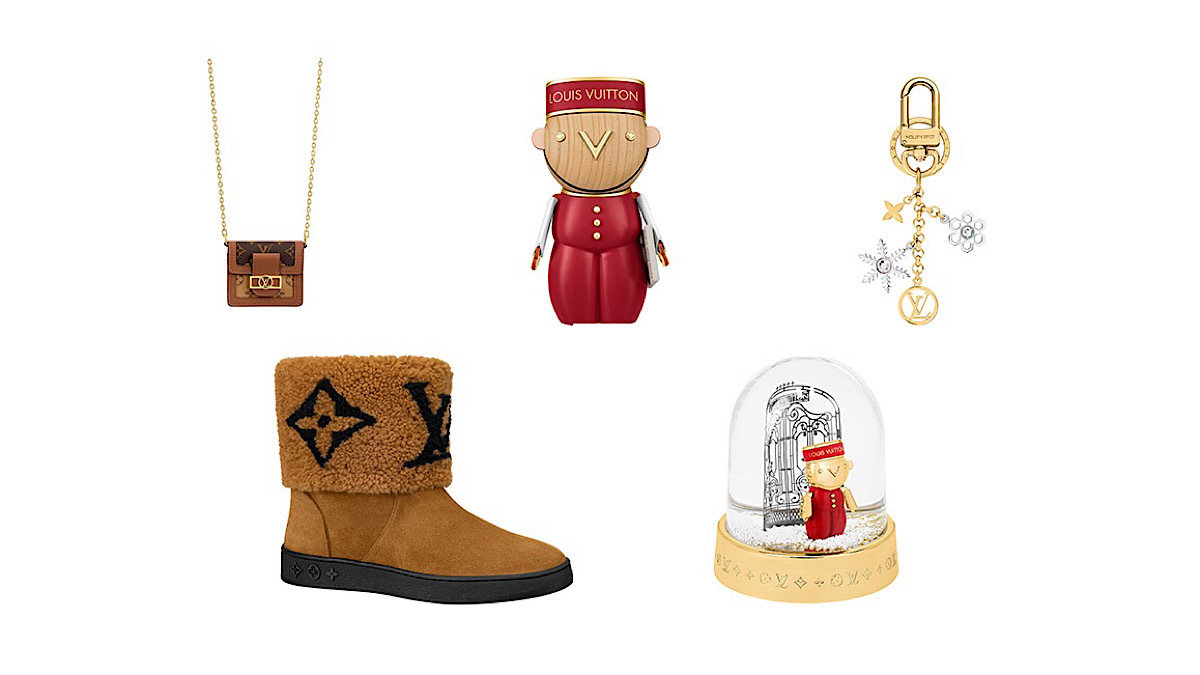 今年のクリスマスプレゼントはルイ・ヴィトンで決定♡新作ギフトコレクションをチェック