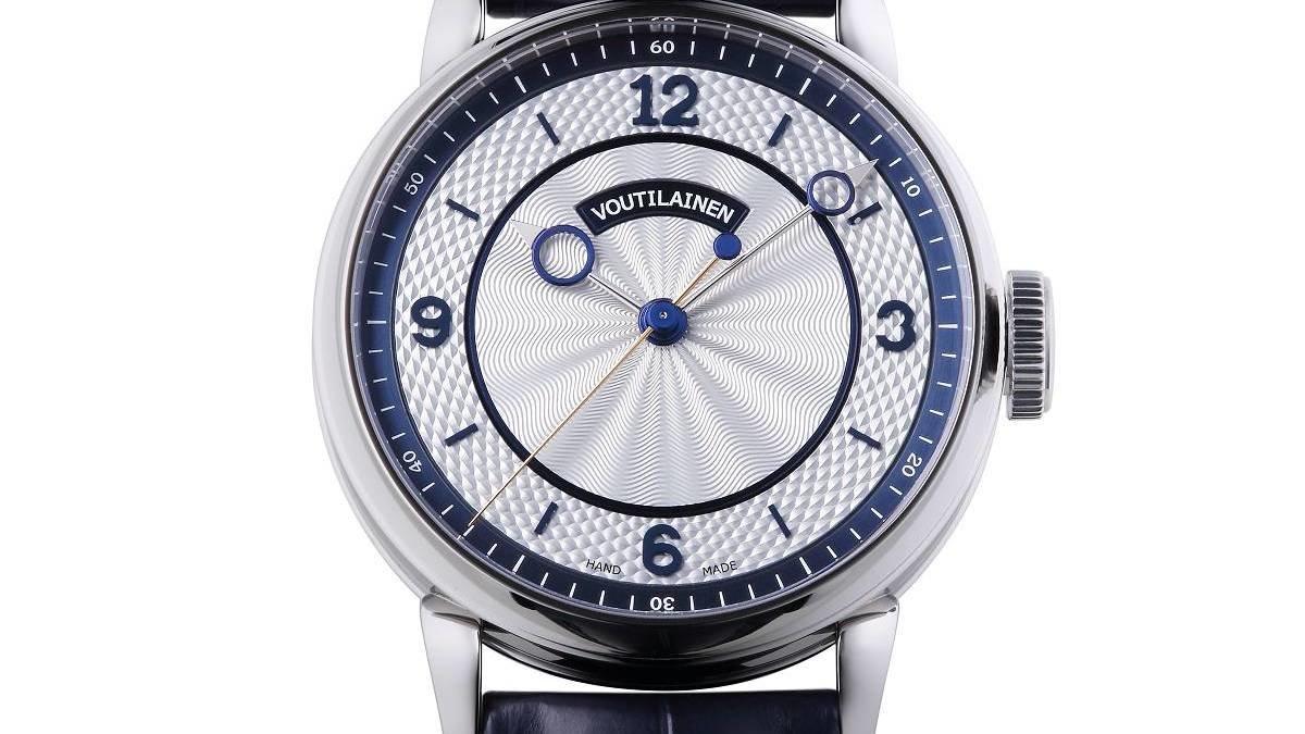 日本初上陸の精巧ウォッチ。スイスのハンドメイド時計ブランド「ヴティライネン」
