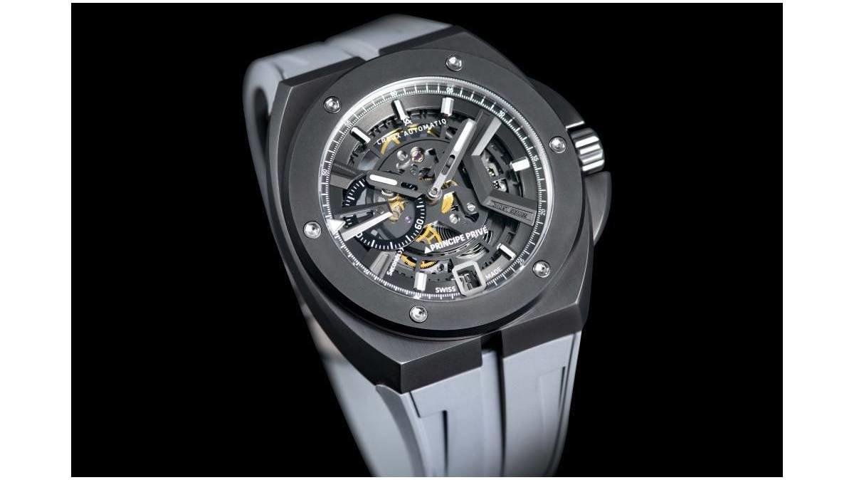 ジュエリーメーカーと作った機械式腕時計が、スポーツカーのように美しい