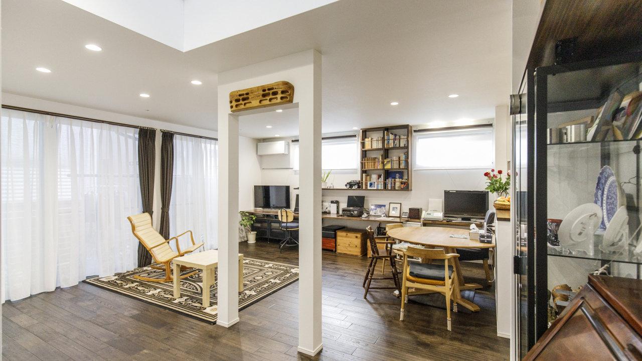 MADURO STYLEの家創り第63回「趣味の山登りな家を実現!社員が自社で建てた2世帯住宅」