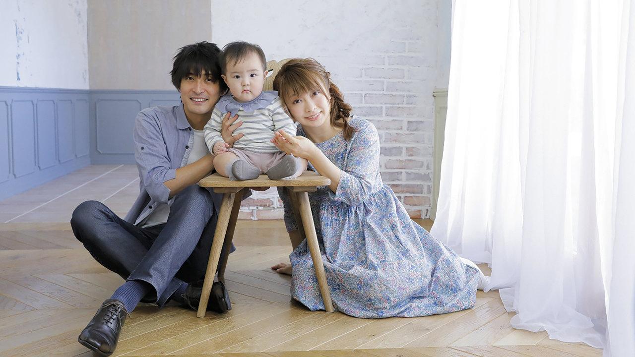 格好いい家族の作り方・過ごし方「鶴田雅子さん家族の場合」