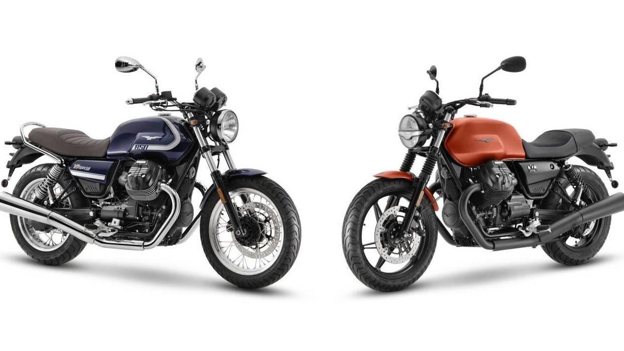 モト・グッツィ新型「V7」は、850ccエンジンになってパワーアップ!