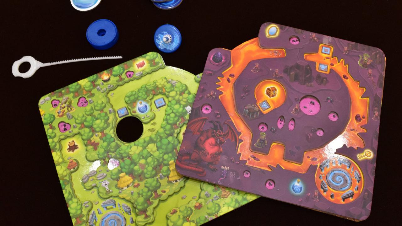 プロが選んだボードゲーム第3弾!協力ゲーム「スピニングアドベンチャー」で盛り上がって!