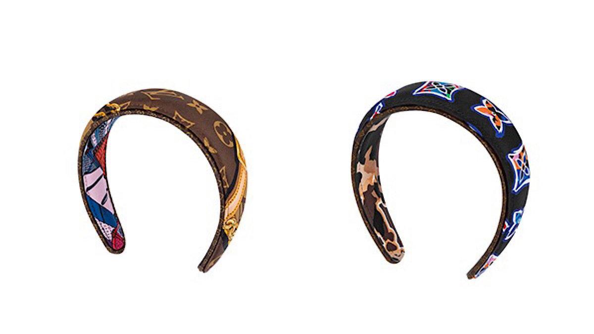 ルイ・ヴィトンが表現するサステナブル。世界にたった一つのヘアバンドは実用性と美しさを両立!