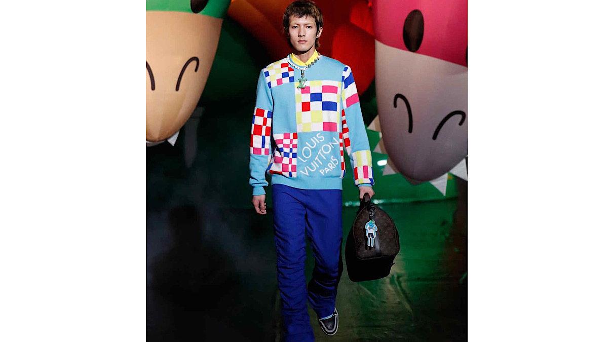 ルイ・ヴィトンが「2021春夏メンズ・コレクション」を発表!日本限定モデルも登場