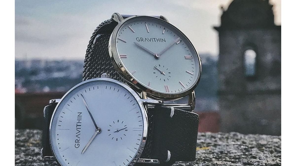 イタリア腕時計「Gravithin」が先行販売開始、160本限定!