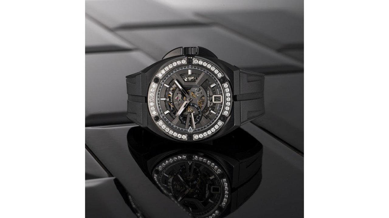 世界限定20本!ジュエリーのようなスイス時計「クリュ オートマチック」ダイヤモンドエディション