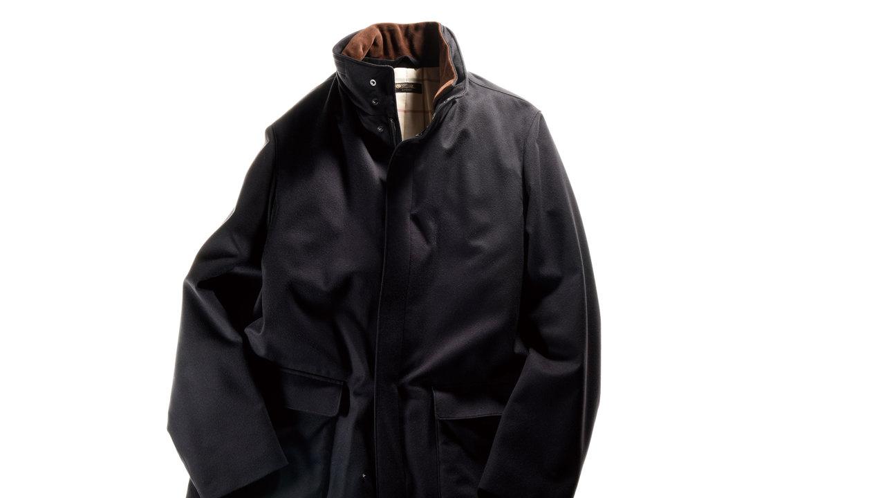 ずっと永く愛せる服選びTHIS IS LOVE「ロロ・ピアーナのジャケット」