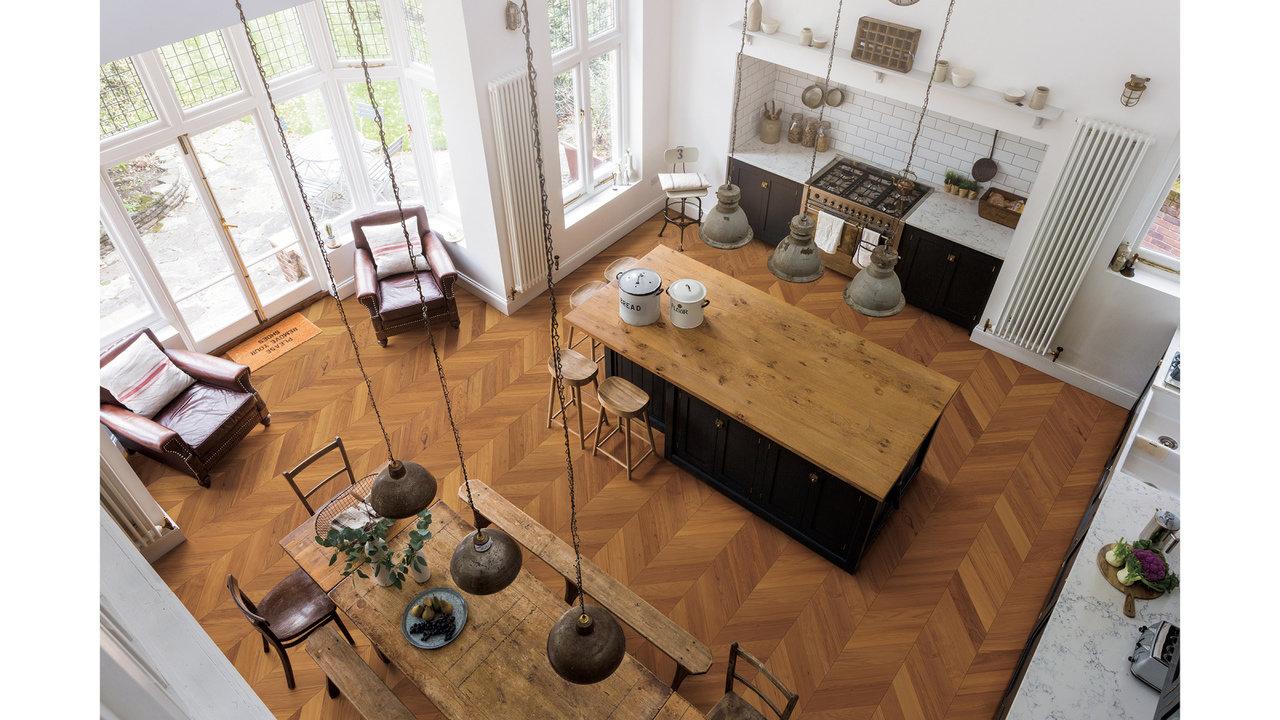 家創りに必要なモノ・コト/ヨーロッパのお家みたいな リッチな床材で暮らしたい