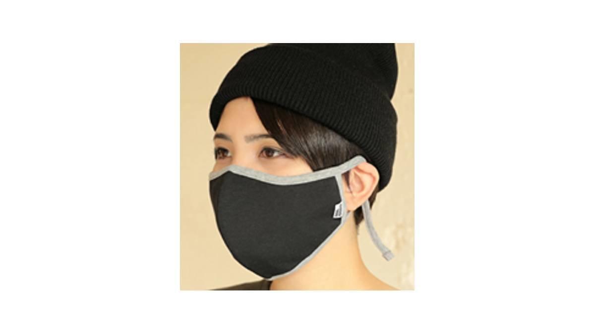 オーバーサイズマスクが超快適!大きなサイズですっぽり覆えて、ピッタリ調節可能