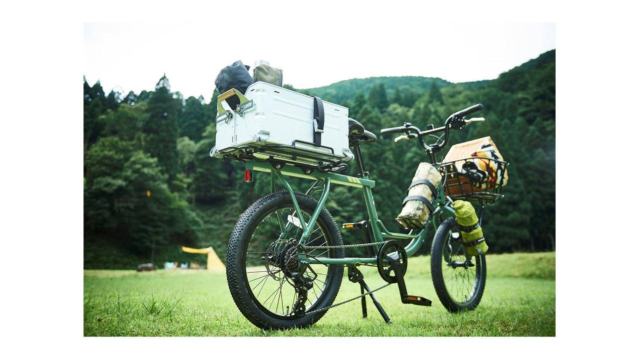 どこでも走れるタフなやつ。アウトドア自転車「LOG WAGON」がかっこいい!
