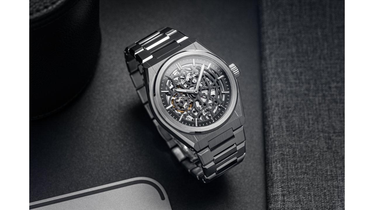 プリンチペ ウォッチからセイコー製の自動巻ムーブメントを採用したスケルトン時計が出た
