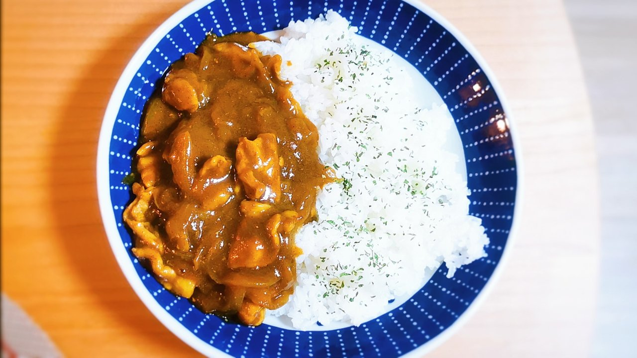 【リュウジさんのレシピ】を作ってみた♡お肉たっぷりカレーは簡単時短!
